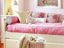 公主梦粉色系公寓装修